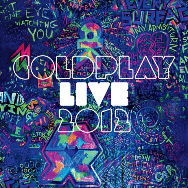 Live2012dvd