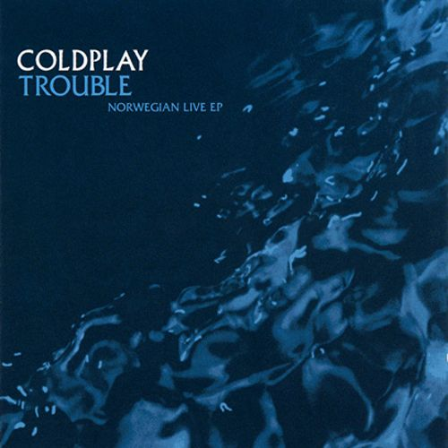 Trouble-Norwegian-Live-EP-cover
