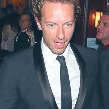 Chris Martin leaving Loulou's Private Members Club in London at 2.30am