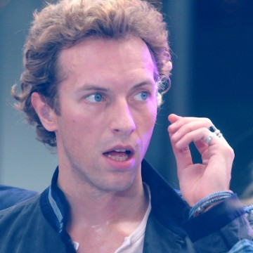 Chris Martin of Coldplay Performs on NBC's Today Show Toyota Concert Series – June 27, 2007