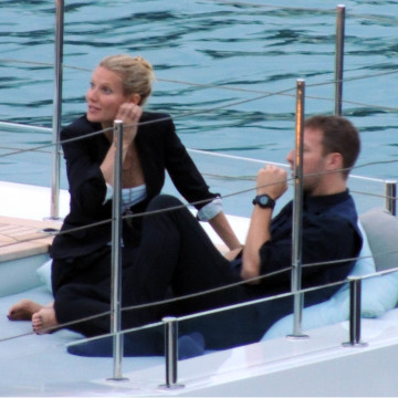 Gwyneth Paltrow and Chris Martin in Portofino, Italy  – 28 Sep 2012