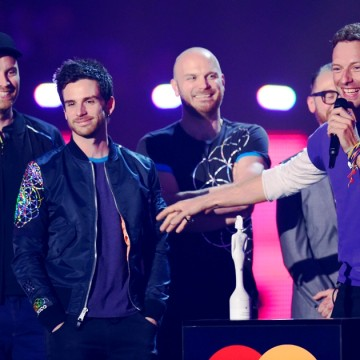 The Brit Awards, Show, O2 Arena, London, Britain – 24 Feb 2016