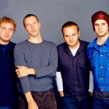 Members of Rock Band Coldplay