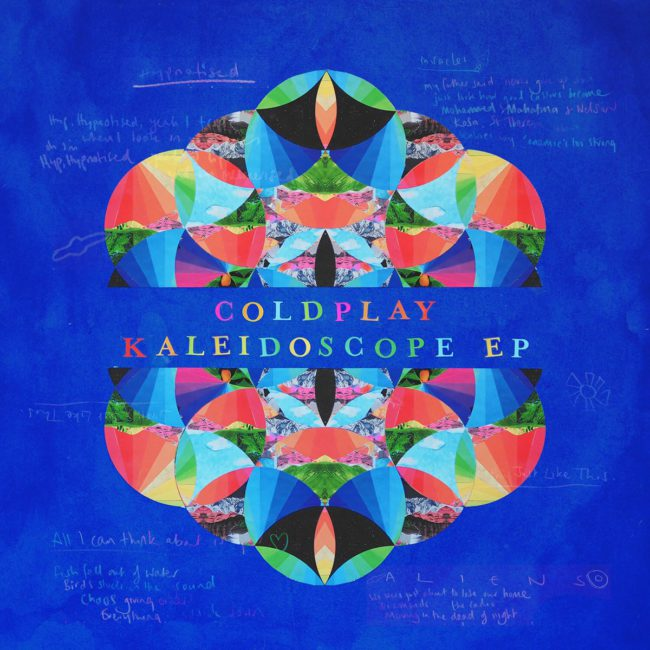 Kaleidoscope EP cover